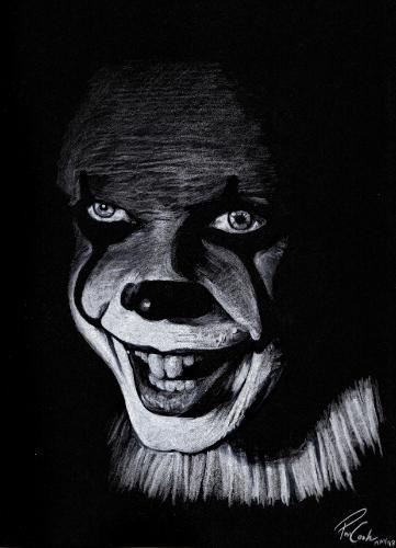Artwork Pennywise