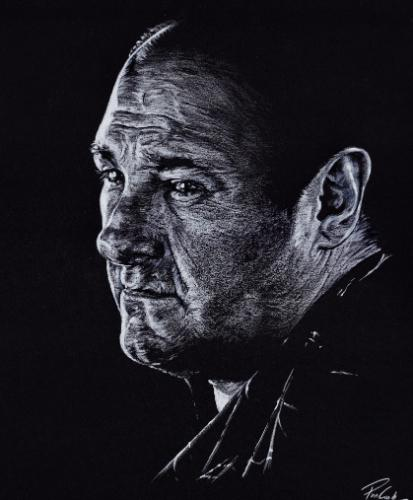 Artwork Tony Soprano