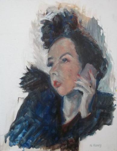 Artwork On the phone