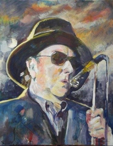 Artwork Van Morrison, Moondance