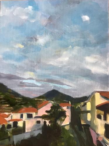 Artwork Machico Hills