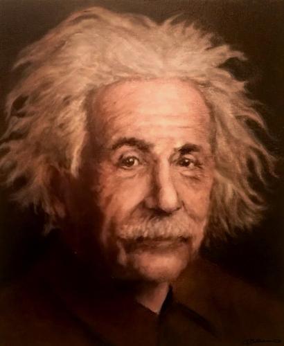 Artwork Einstein
