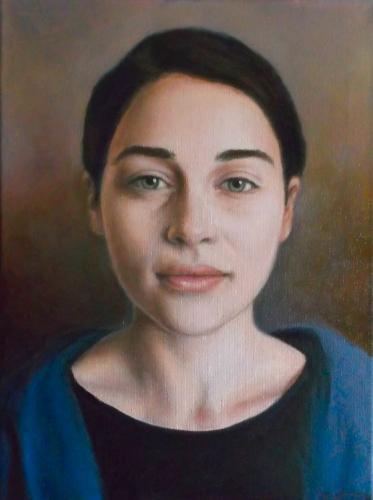 Artwork Emilia Clarke