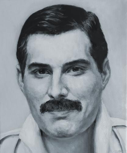 Artwork Freddie Mercury