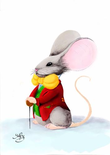 Artwork Mr. Mouse