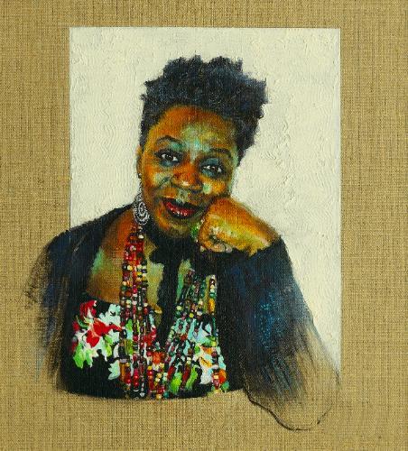 Artwork Gallery Girl