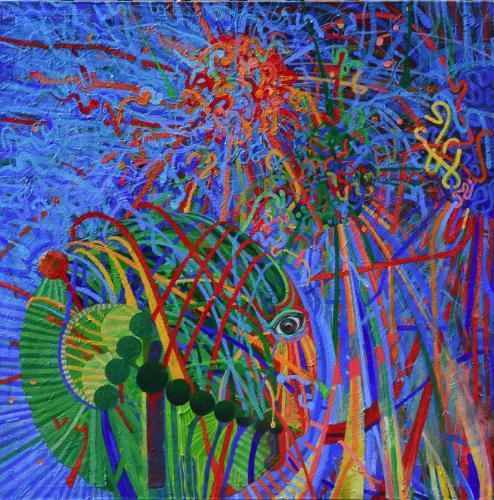 Artwork Electric Universe