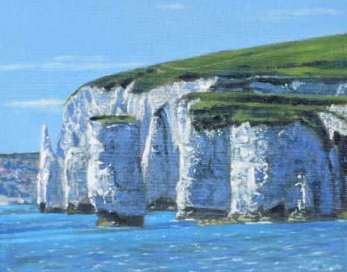 Artwork Old Harry Rocks