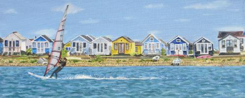 Artwork Mudeford Spit