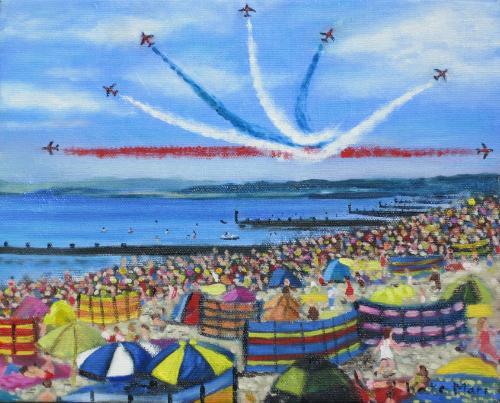 Artwork Bournemouth Air Show