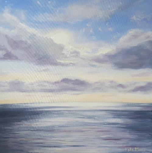Artwork Sky Over Southbourne Sea