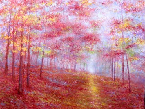 Artwork The Blossom Path