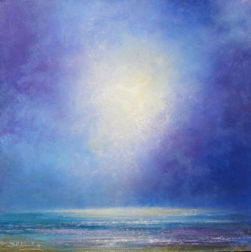 Artwork Ocean Light II