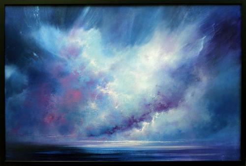 Artwork Departing Storm