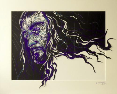 Artwork I See Fire -Thorin Oakenshield