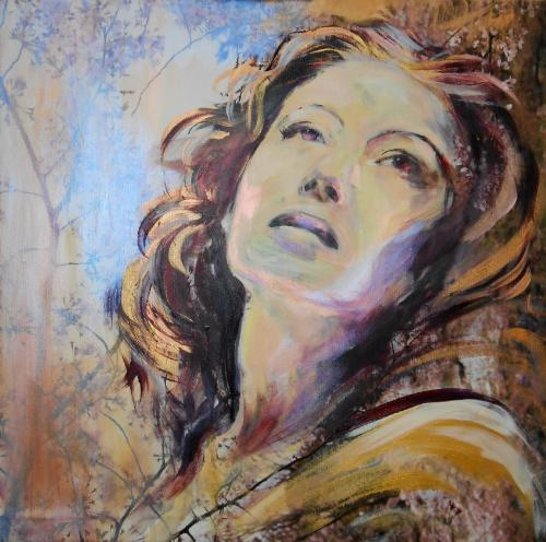 Artwork Metamorphosis of the Soul (Loretta Young)