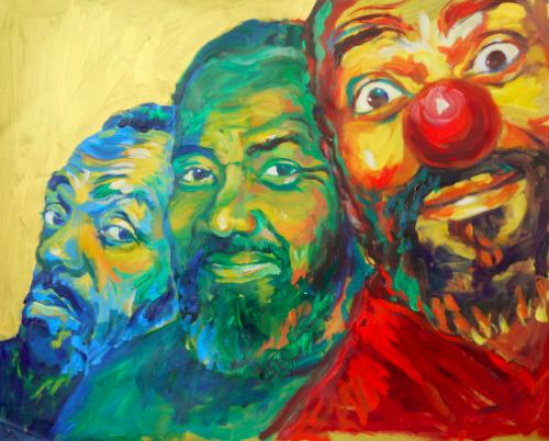 Artwork He Who Laughs Last (Lenny Henry)