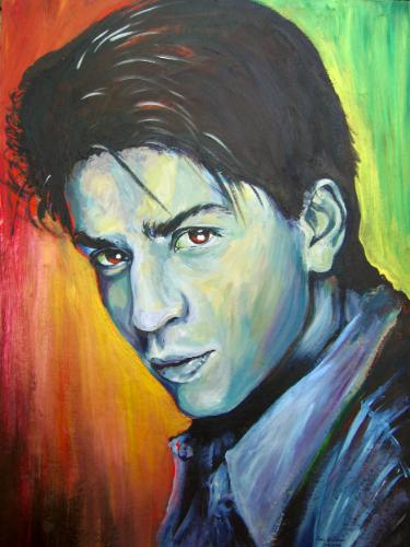 Artwork Shah Rukh Khan