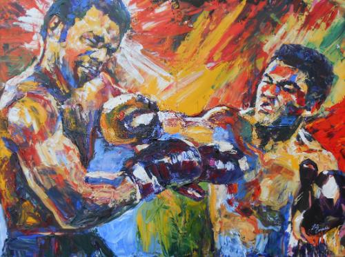 Artwork Ali v Foreman
