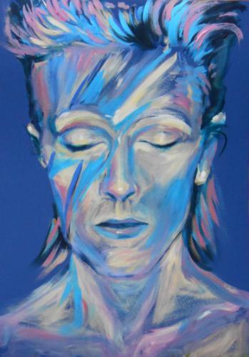 Artwork David Bowie