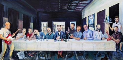 Artwork Tom's Last Supper