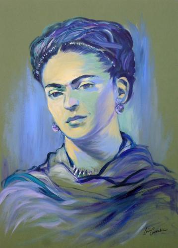 Artwork Frida Kahlo
