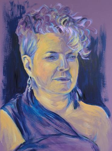 Artwork Helen (portrait from life, 1 hour)