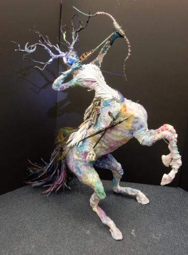 Artwork Centaur Queen