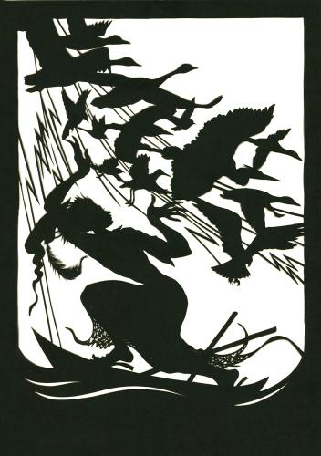 BirdBook II cover by Lois - Use the 'Create Similar' button to commission an artist to create your own artwork.