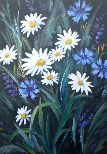 Artwork Meadow Flowers