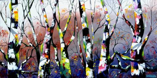 Artwork Woodland Pop