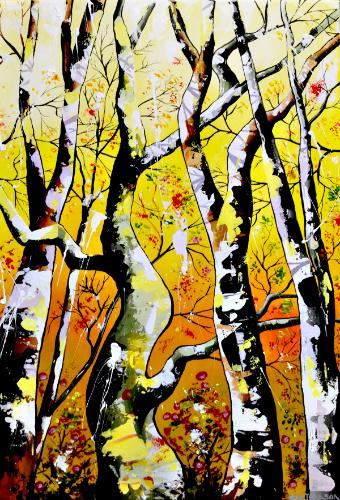 Artwork The Whimsical Woodlands