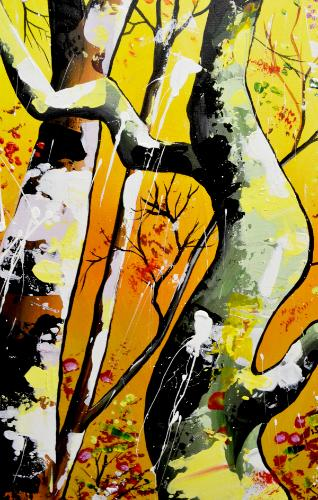 The Whimsical Woodlands by AndrewA - Use the 'Create Similar' button to commission an artist to create your own artwork.