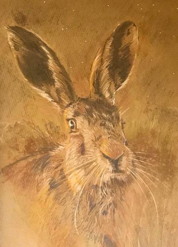 Artwork Moonlight hare