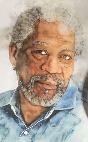 Artwork Morgan Freeman