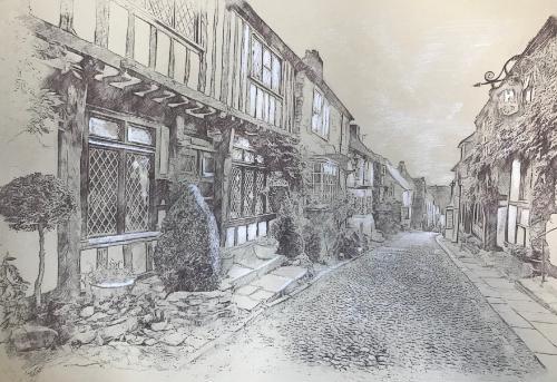 Artwork Rye, Sussex