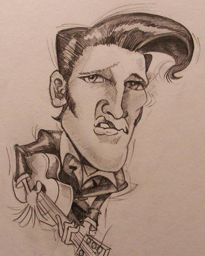 Artwork Elvis Presley
