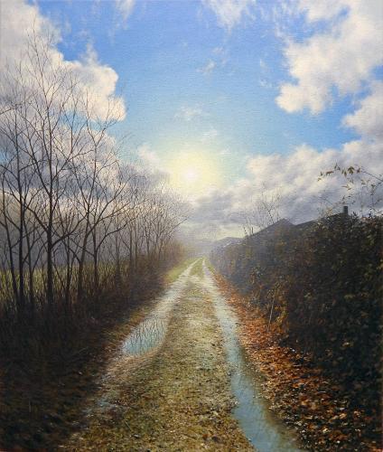 Artwork Winter Lane