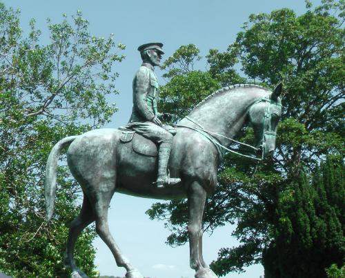 Artwork Horse and Rider