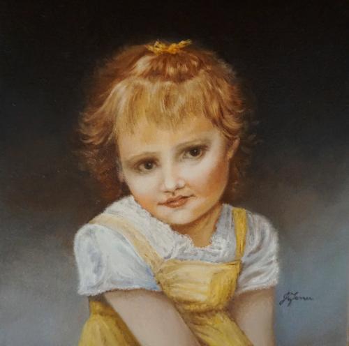 Artwork Little Anna SOLD