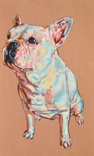 Artwork French Bulldog