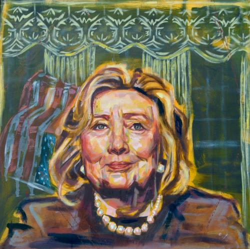 Artwork Hillary