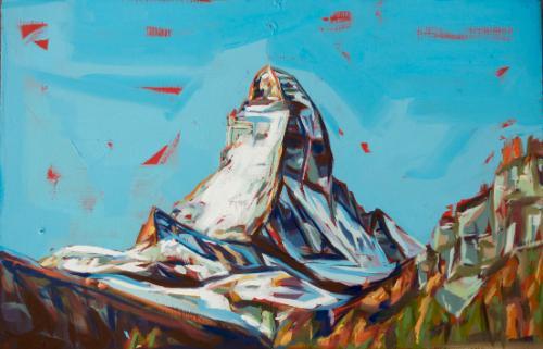 Artwork The Matterhorn