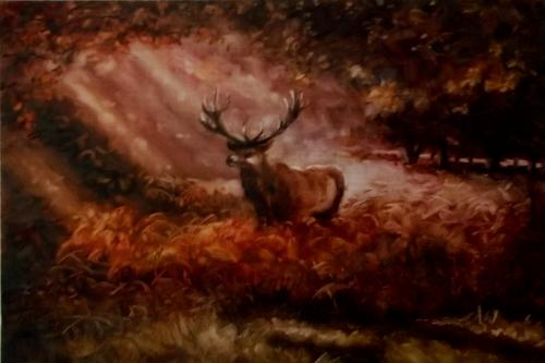 Artwork Bracken and Stag