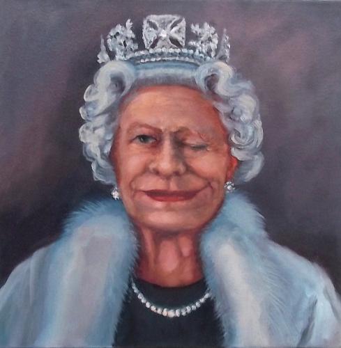 Artwork Her Maj.