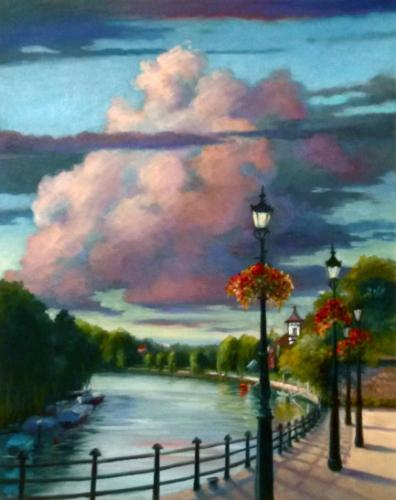 Artwork Twickenham Riverside