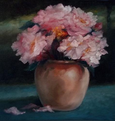 Artwork Peonies