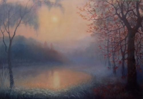 Lake of Dreams by LeeC - Use the 'Create Similar' button to commission an artist to create your own artwork.