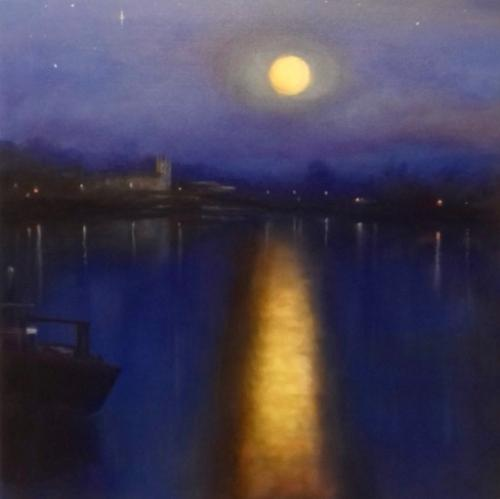 Artwork Nocturne - Old Isleworth