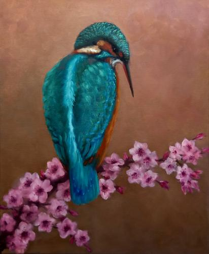 Artwork Kingfisher